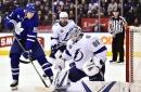 Vasilevskiy's 6th shutout helps Lightning beat Maple Leafs (Jan 02, 2018)