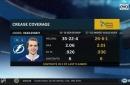 Lightning G Andrei Vasilevskiy on pace for a special season