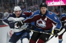 Erik Johnson scores late in OT, Avalanche beat Jets 3-2 (Jan 02, 2018)