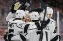 RECAP: LA Kings' Quick nets third shutout of season in 5-0 win vs. Oilers