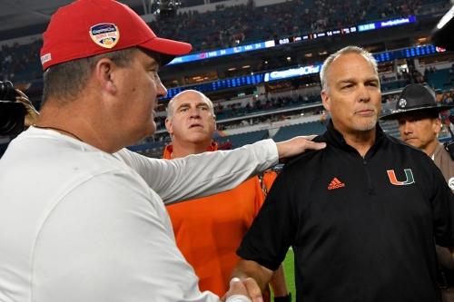 Miami Hurricanes Football: 2017 Finish Shows Miami Has a Ways To Go