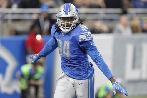 Ezekiel Ansah wins NFC Defensive Player of the Week honors