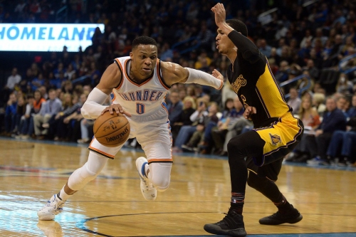 Lakers vs. Thunder: Start time, TV schedule and game preview