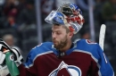 Avs goalie Semyon Varlamov day-to-day with lower-body injury