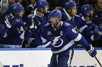 Stamkos voted captain as Lightning host All-Star weekend