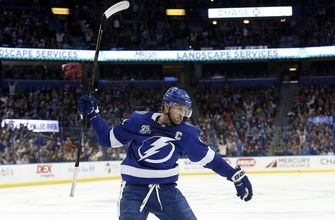 Stamkos named Captain as Lightning host NHL All-Star weekend