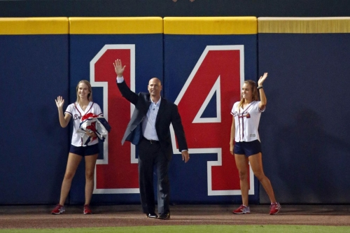 Tim Hudson and Joe Simpson to be Inducted into Braves Hall of Fame