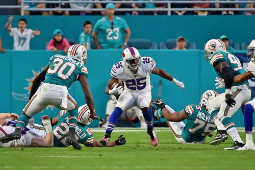 LeSean McCoy doing everything he can to play Sunday