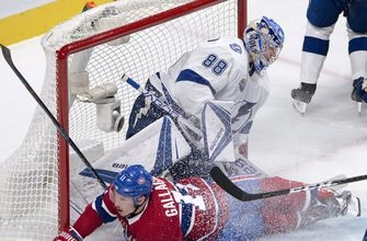 Byron scores in shootout, Canadiens beat Lightning 2-1 (Jan 04, 2018)