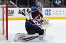 Bernier stops 34 shots as Avalanche beat Blue Jackets 2-0 (Jan 04, 2018)