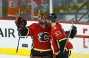Flames use big 2nd period to rally past Kings for 4-3 win (Jan 04, 2018)
