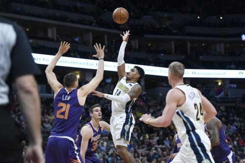Gary Harris expanding offensive repertoire for Denver Nuggets