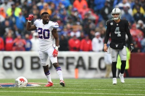 Buffalo Bills injury report: Sharecee Wright out