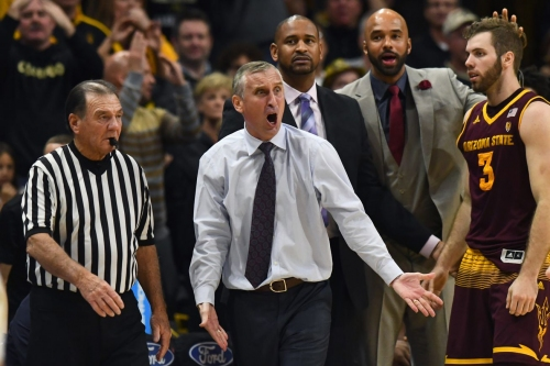 ASU Basketball: Pac-12 reprimands Bobby Hurley for comments on officials following Colorado loss