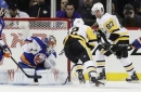 Crosby, Jarry lead Penguins to 4-0 win over Islanders (Jan 05, 2018)