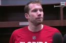 James Reimer: 'It was just one of those games'