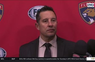 Bob Boughner: 'I thought we had all the momentum' after tying the game