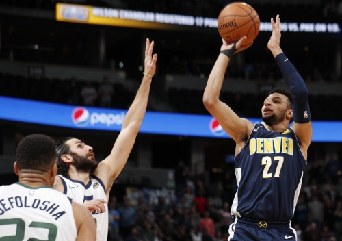 Trey Lyles, Jamal Murray propel Denver Nuggets to victory over Utah Jazz