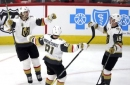Golden Knights edge Blackhawks 5-4 for 9th win in 10 games