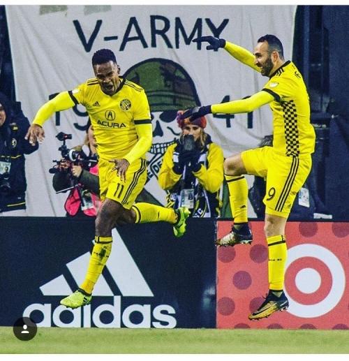 MLS Ticker: Kamara, Meram seeking way out from Crew, Revs sign Syrian defender, and more