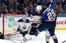 Bout with the flu lands Blues' Dunn on injured reserve