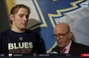 Barbashev says turnovers were 'probably our biggest problem on the ice'