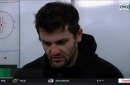 Alexander Radulov on what went well after win over Oilers