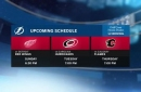 Surging Red Wings await Lightning squad looking to climb out of rut