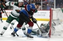 MacKinnon, Soderberg help Avalanche beat Wild 7-2 (Jan 06, 2018)