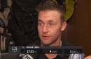 LA Kings' Trevor Lewis on loss to Predators