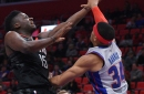 Tobias Harris leads Pistons to win over Rockets