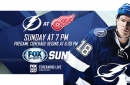 Preview: Lightning try to beat Red Wings for 10th straight time