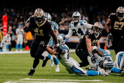 Wild Card Sunday open thread for Panthers-Saints and Bills-Jaguars