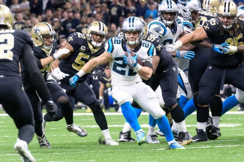 NFC Wildcard Sunday open thread: Panthers at Saints