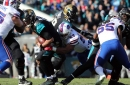Buffalo Bills 3, Jacksonville Jaguars 10: Bills can't find end zone in Wild Card loss
