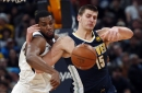 Is Nikola Jokic's scoring dip a byproduct of Denver Nuggets' new-look starting lineup?
