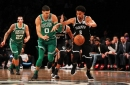 NBA says 'no calls' at end of Nets-Celtics were the correct calls