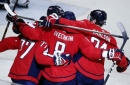 Ovechkin, Backstrom power Capitals past Blues, 4-3 in OT
