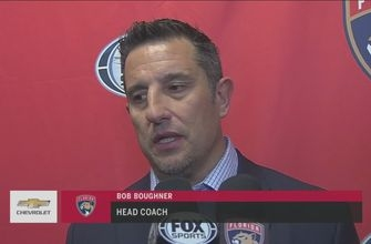 Bob Boughner: This was a hard-fought point