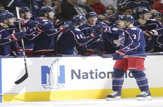 Anderson lifts Blue Jackets past Panthers in shootout