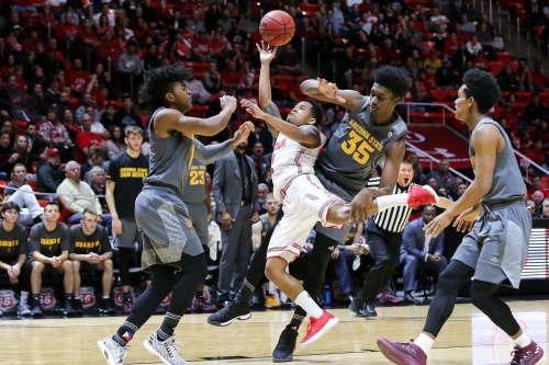 ASU Basketball: Sun Devils overcome foul trouble to sneak past Utah, 80-77