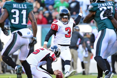 Falcons-Eagles odds: Atlanta's a surprise favorite in the Divisional Round