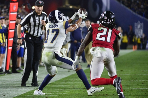 Falcons playoff snap counts: A breakdown of the Rams game