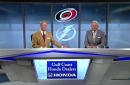 Lightning set to host Hurricanes, Flames before week off