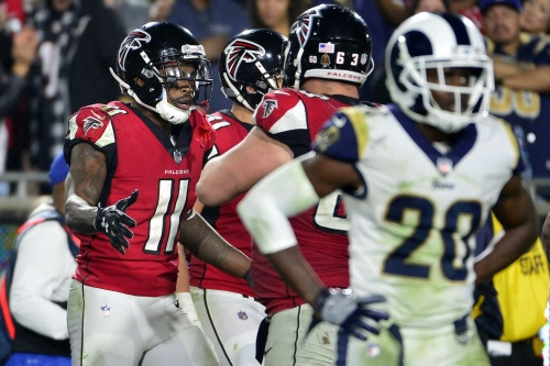 What We Learned: Falcons vs. Rams