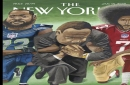 Seahawks' Michael Bennett appears on 'The New Yorker' cover next to Colin Kaepernick and Martin Luther King Jr.