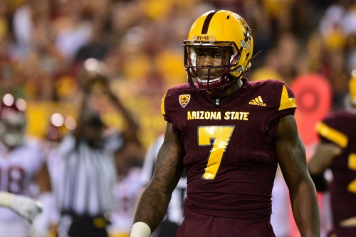 ASU Football: Kalen Ballage invited to NFL Scouting Combine