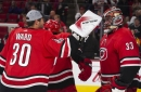 How Many Points have the Carolina Hurricanes Goaltenders Won or Cost Their Team?