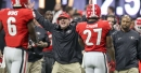 What Kirby Smart said after Georgia's loss to Alabama in national championship game