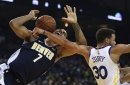 Nikola Jokic's triple-double not enough as Golden State Warriors top Denver Nuggets